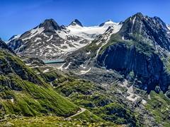 Griesgletscher (frodeturer (check albums for themes / places)) Tags: gletscher glacier schweiz switzerland alps alpine alpen mountain ice snow