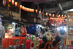 Busy Street of Jalon Alor, KualaLumpur (Manoo Mistry) Tags: kualalumpur nikond5500bodyonly nikon tamron18270mmzoomlens street food bintang bukitbintang jalonalor