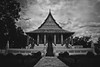 Temple maudit (Tom Piaï Photographie) Tags: temple laos vientiane voyage travel ngc natgeo nationalgeographic maudit noiretblanc blackandwhite pillage détruit vol bouddha emeraude priere religion bouddhisme architecture indochine