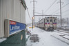 SEPTA in the Snow (Darryl Rule's Photography) Tags: acs64 acela acelaexpress amtrak buckscounty citiessprinter eastbound january levittown necorridor neregional northeastcorridor northeastregional railroad railroads septa siemens snow train trains westbound winter