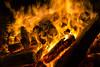 Fire & Wood II (Christian Ferrari) Tags: fire wood hot burn light colors orange red