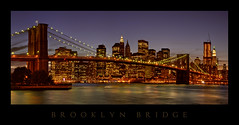 Brooklyn Bridge Panorama (s.j.pettersson) Tags: sjpettersson brooklynbridge newyork skyline panorama hdr