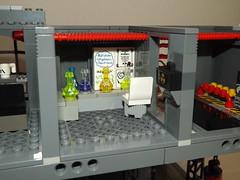 DSCF2236 (Nilbog Bricks) Tags: star wars lego moc minifigures stormtrooper base barracks