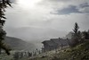 ¡Extraño vagar entre la niebla! (Japo García) Tags: niebla vagar casa árbol amanecer arbusto piedra cielo misterio montañas paisaje colina bosque nubes solitario abeto invierno