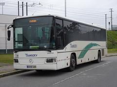 Transdev 63-NC-CS Ismai (Guy Arab UF) Tags: transdev portugal 63nccs mercedes benz o550 bus ismai porto autocarro buses