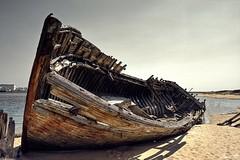 Cimetière de bateaux de Magouër_2383 (Sleeping Spirit) Tags: cimetière epaves bateaux magoüer cemetary cemetaries