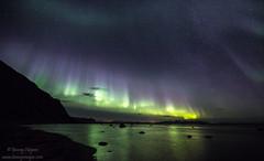 Aurora curtain (hongisen) Tags: visipix