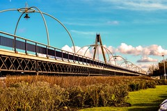Sunny Southport Pier (georgiabowden) Tags: onland southportpier