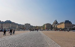 Paris (03) - Versailles (Vlado Ferenčić) Tags: france paris versailles architecture citiestowns castleschurches castles nikond90 nikkor182003556