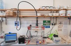 DSC_0059 (LewwyD) Tags: cymatics 3dprinting 3d printing ceramics sound vibration design art experiment spatial