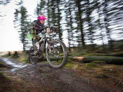 WGE SS 2017 Rd 2. Rider 335 (TrackandTrails) Tags: trackandtrails ebike mtb wales bikeparkwales bpw mountain mountainbikes race welshgravityenduro enduro gravityenduro