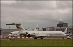 M-SFAM McDonnell Douglas MD-87 Montavachi Ltd. (elevationair ✈) Tags: dublinairport dublin airport dub eidw airliners avgeek airplane plane aircraft aviation md md87 mcdonnelldouglasmd87 montavachi vip drake msfam tour rap 3arena