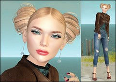 OMG, look at her buns! (Gillian Galicia) Tags: ovh kustom9 tableauvivant blueberry shopyourheartout ingenue fiftylindenfriday sntch collisions hj kibitz pinkfuel veechi alme on9 lelutka maitreya insufferabledastard frozen lumipro