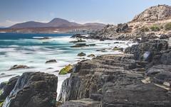 Tongoy Rock (jonypepenacho) Tags: nd densidadneutra largaexposicion tongoy coquimbo chile nikon nikonlens nikkor nikkorlens 18mm 18200mm trip travel nikond7000 d7000 d7000nikon water
