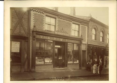 William Patten, grocer, 18 Witton Street