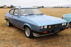 LO 8271 (ambodavenz) Tags: newzealand 28injection ford capri 28 injection car christchurch canterbury