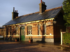 County School buildings (rcarpe2) Tags: station railway mnr countyschool midnolfolk