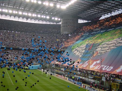 San Siro - derby di champions