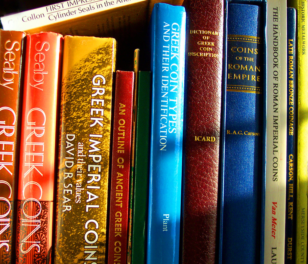 Ancient Coin Reference Library