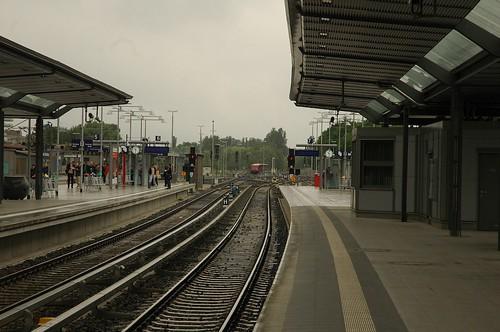 Gare de Berlin-Charlottenburg