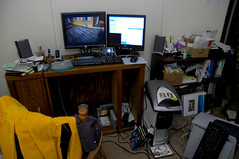 workstation (maneeacc) Tags: nokia dell wacom polo alteclansing ronin 19inch thescout maneeacc epsonperfection3170 epson2000 hardrives networkdrives maxtor120 america247 xps400 forbackup12092010