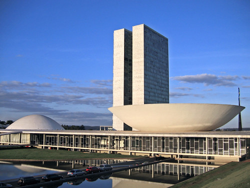 The National Congress of Brazil (by visionshare)