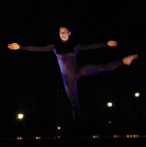 Dancer, Merce Cunningham Co.