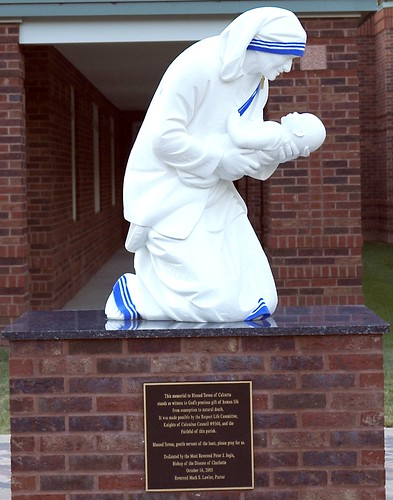 Our Pro-Life Statue Blessed Mother Teresa of Calcutta