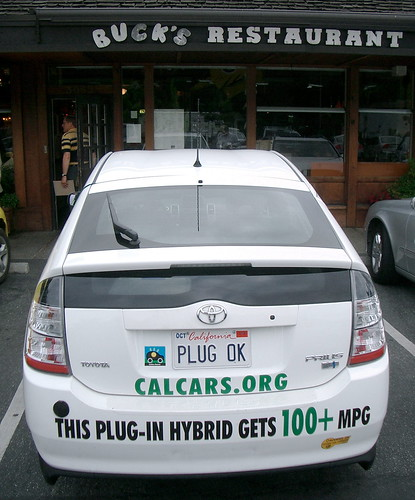 car electric hybrid bucks pluginhybrid phev calcarsorg