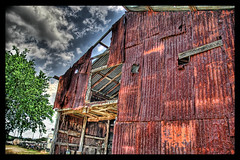The Barn Where They Found the Bodies - by Stuck in Customs
