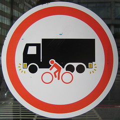 Lorry Cycle or Something (psd) Tags: city uk england signs london sign lorry cycle squaredcircle farringdon