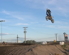 Jump (a4gpa) Tags: mountain nikon rocky d100 motocross antigravity raceway 50mmf14d