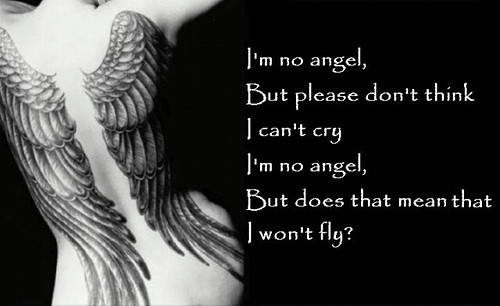 Black Angel Wings. I uploaded 3 wing pictures, please vote on which you like
