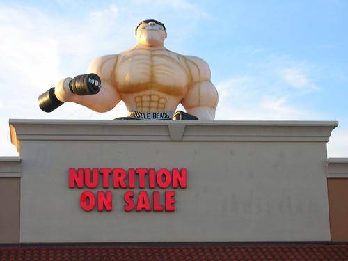 Nutrition a vendre