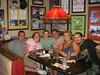The gang at Applebees (BillMurray) Tags: vacation me tim applebees