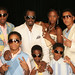 Sean Diddy Combs, Kim Porter and Family