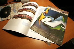 Graffiti Archaeology in Font Magazine