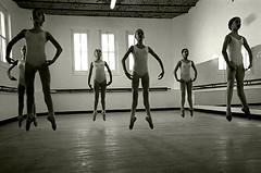 A Volar / To Fly (Fer dlO) Tags: argentina buenos aires danza colon bailarinas