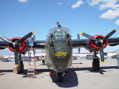 April 10,2005 Airplane (lasertrimman) Tags: war b17 planes ww2 bomber bombers b29 audre