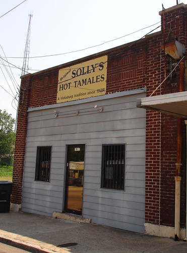 Solly's Hot Tamales, Vicksburg MS