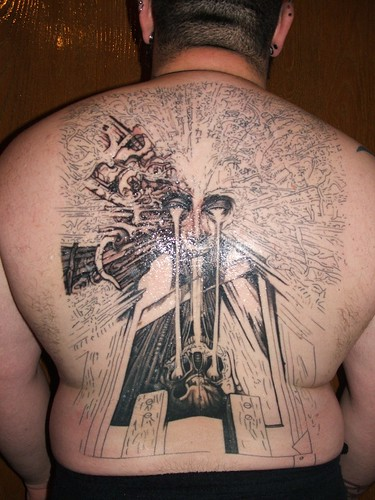 Tattoo Cleaning Images.