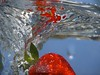 Fresh!!! (Tonym1) Tags: water strawberry
