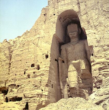 Big Buddha, Bamiyan, 74r08-03