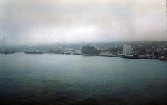 St. John harbor (liberalmind1012) Tags: canada water newfoundland harbor slide stjohn scanned 1976