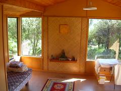 Sudarshanaloka solitary cabin