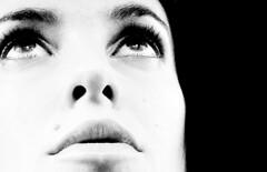 _ Watch the weather change _ (NuageDeNuit | Chiara Vitellozzi) Tags: black background bodylanguage lips bianco nero grana contrasti disposition eccetera nuagedenuit ricordocheavevofamedaquiderivalosguardodisperatoenicochemelohapresoinpienoahahahhatipounpalo abigfave