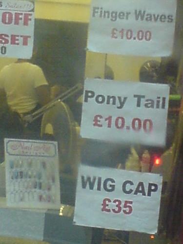 summer sun hot london ponytail bobcat hairdressers summerinthecity wigcap bobcatrock fingerweaves