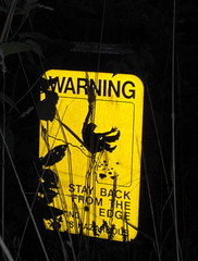 Warning by TheBazile, on Flickr