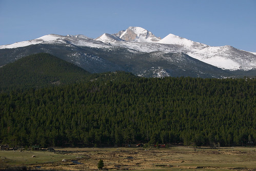 Another Shot of Longs Peak