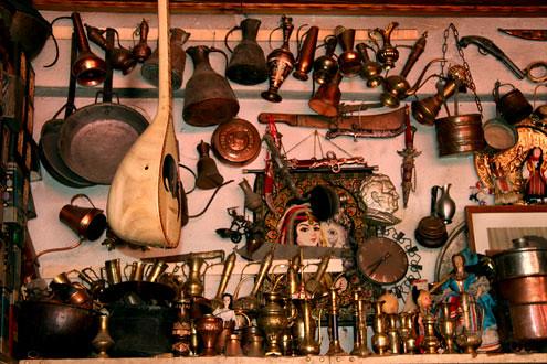 Macdonian shops -- Expedition Macedonia by RichardBangsAdventures.